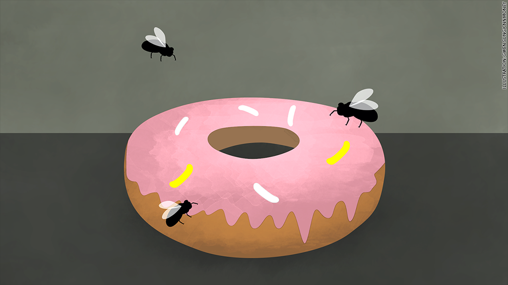 death of donut