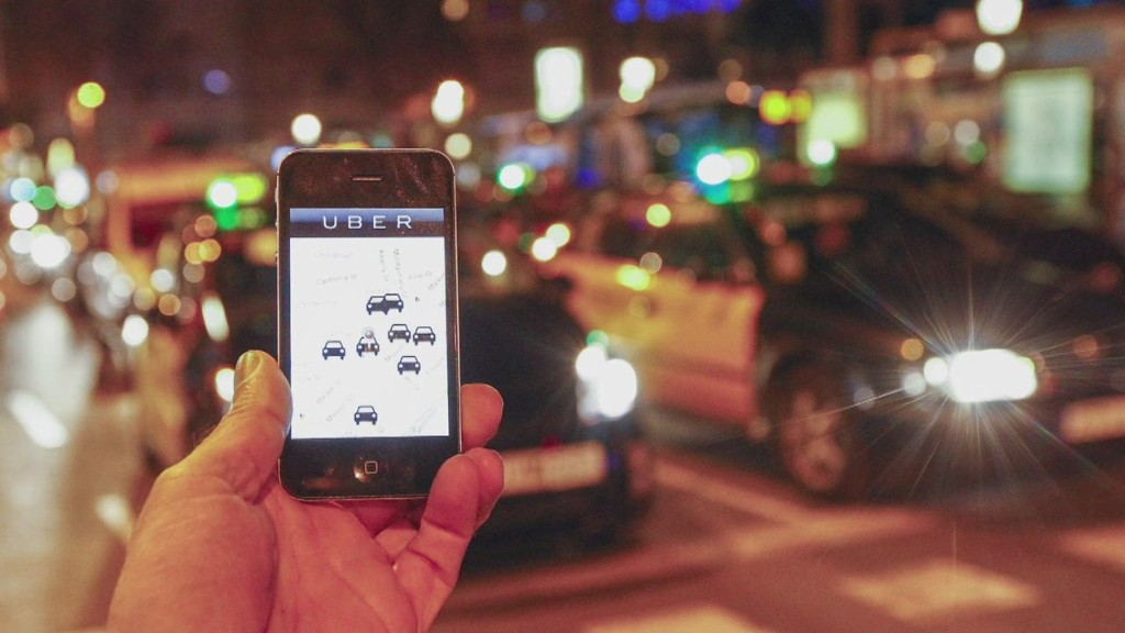 Uber's plan for world domination hits roadblock
