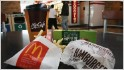 McDonald's is shrinking its menu