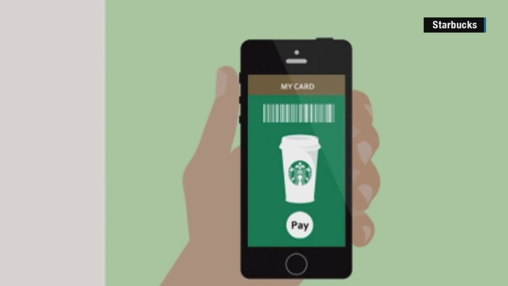 CEO: Starbucks is 'Frenemies' with Apple Pay