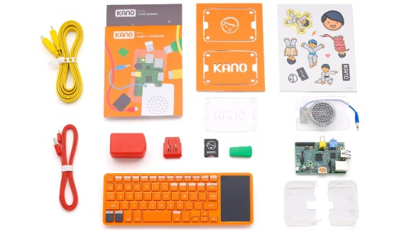 DIY computer kit gives gift of coding
