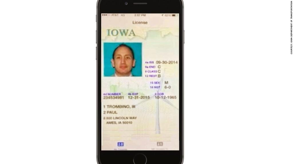 iowa drivers license app