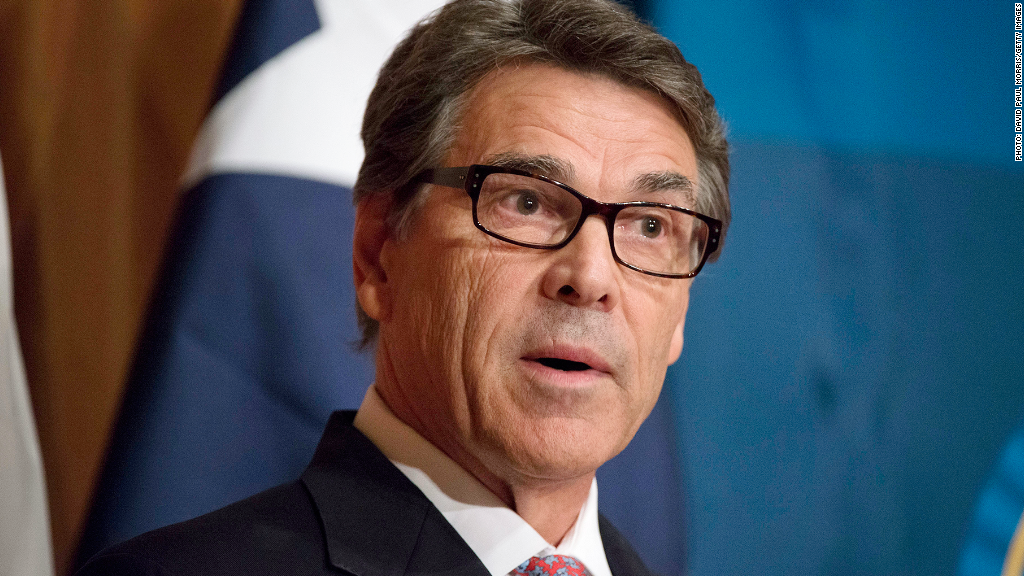 rick perry texas