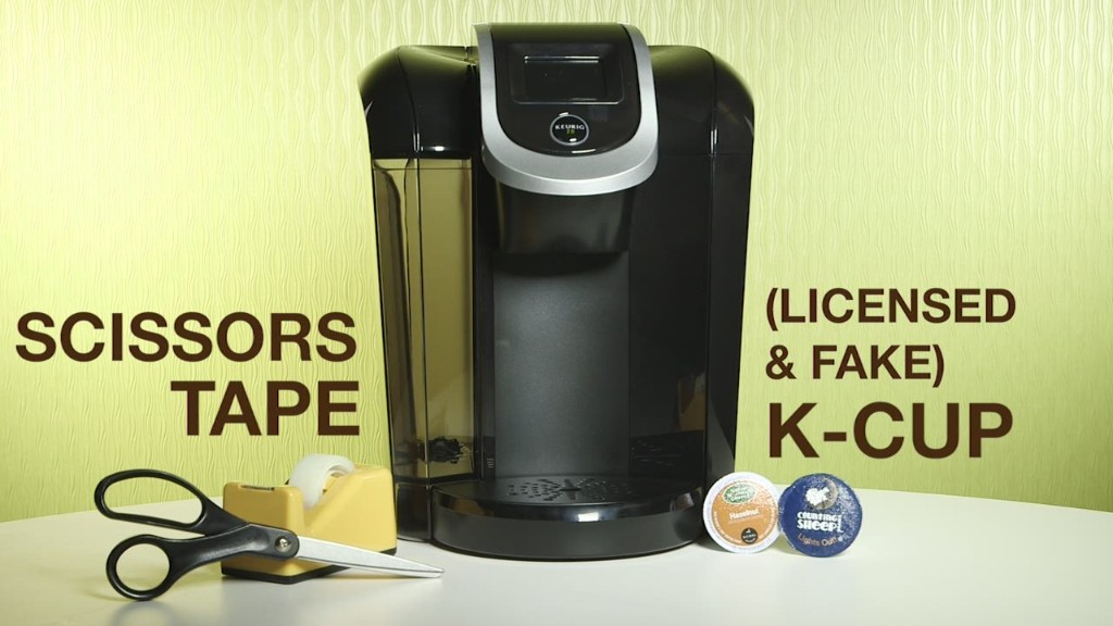How to hack a Keurig