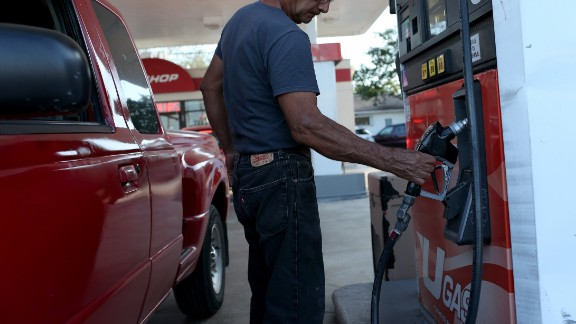 Gas for less than $2 is now widespread