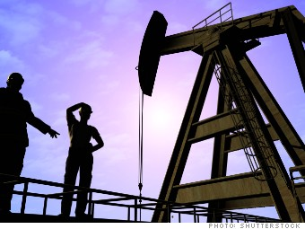 oil worker job cuts