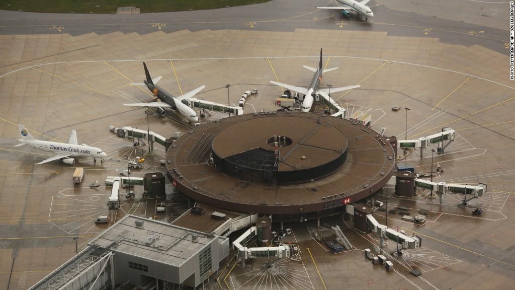 london airport gatwick