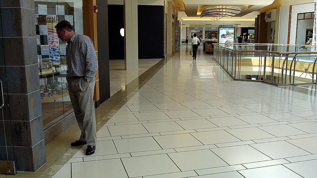 empty malls America