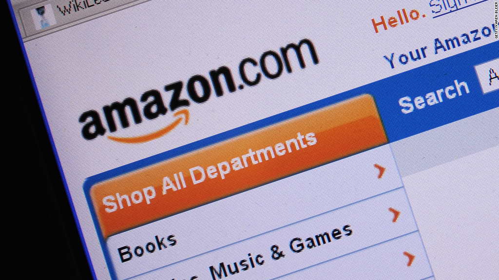 5 stunning stats on Amazon