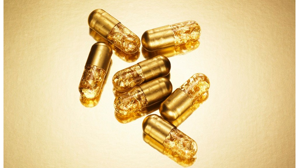 These Pills That Make You Poop Gold 5 Novelty Gifts For