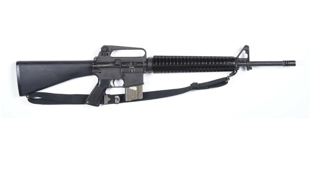 History of the modern assault-style rifle