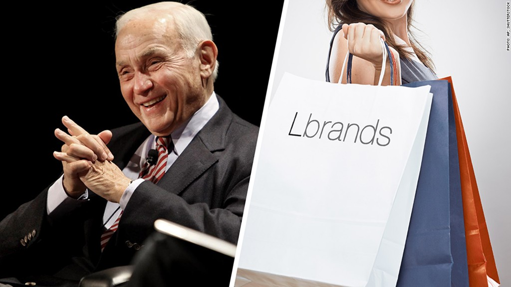 best ceos les wexner