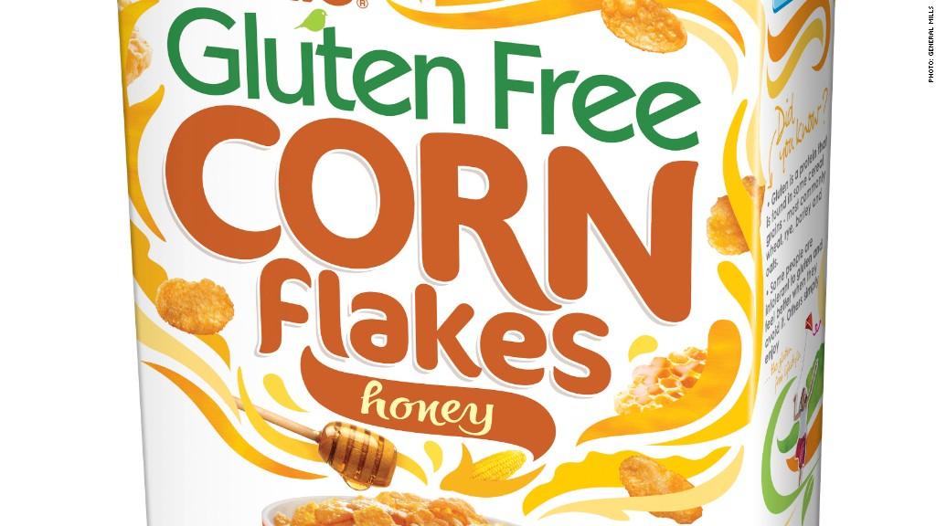 general mills corn flakes