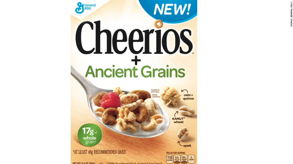 general mills ancient grains
