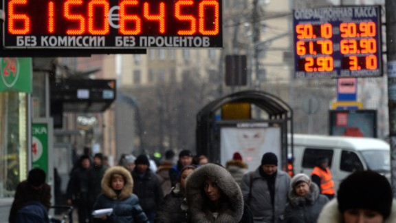 Russia crisis hurts these brands the most