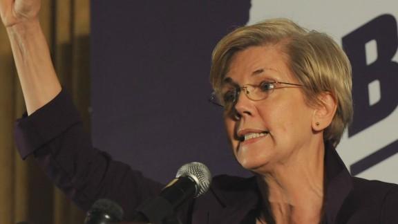Elizabeth Warren: Tax the banks