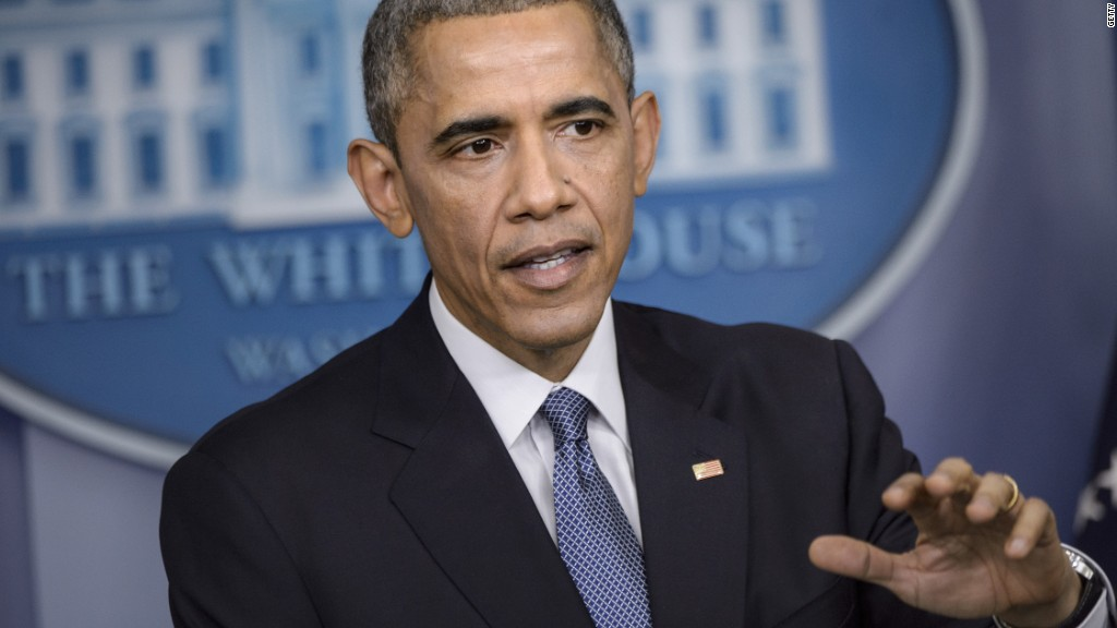 Obama: Sony made a 'mistake'