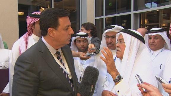 Saudi Arabia: We'll never cut oil production