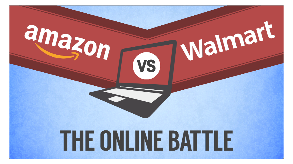 Who's cheaper: Amazon or Wal-Mart?
