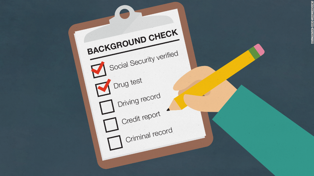 employment background checks