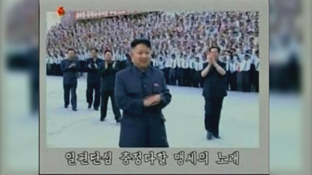 No jokes on North Korea's only TV station