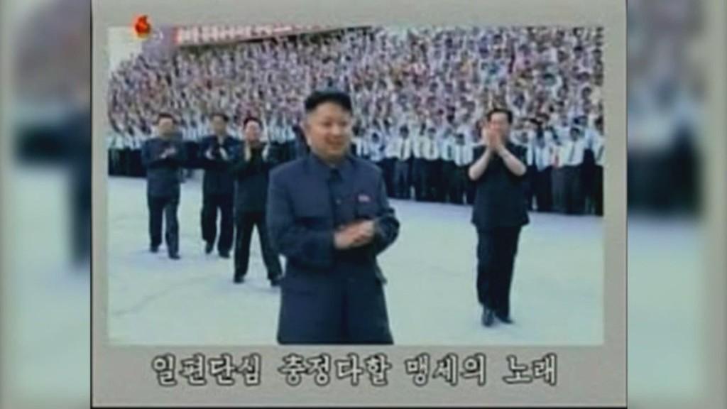 No jokes on North Korea's only TV station