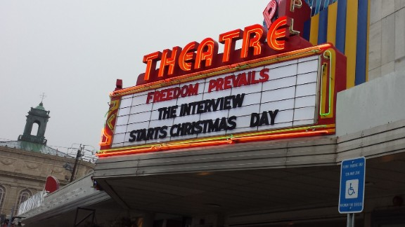 Sony will release 'The Interview' at limited number of theaters on Christmas