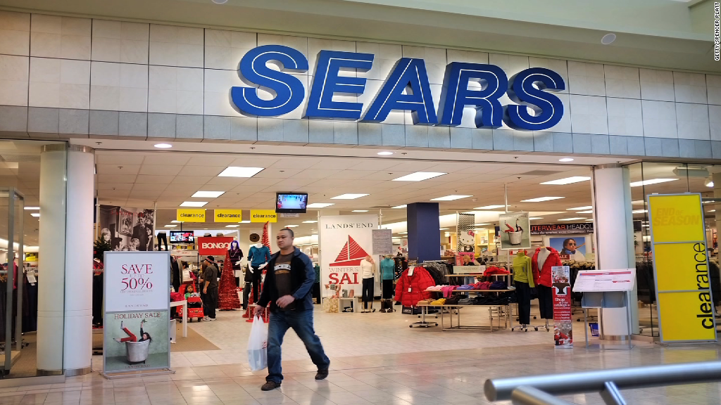 5 stunning stats about Sears