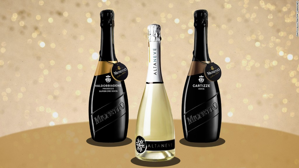 luxury prosecco