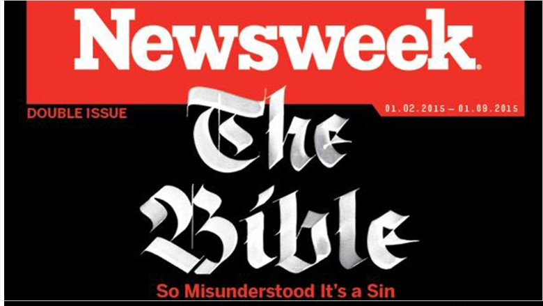 newsweek christian themed