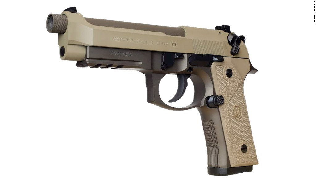 Beretta Wants To Be U S Army S New Gun Again