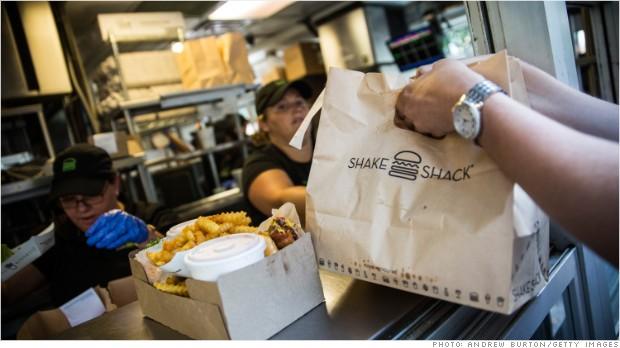 Shake shack ipo multiple