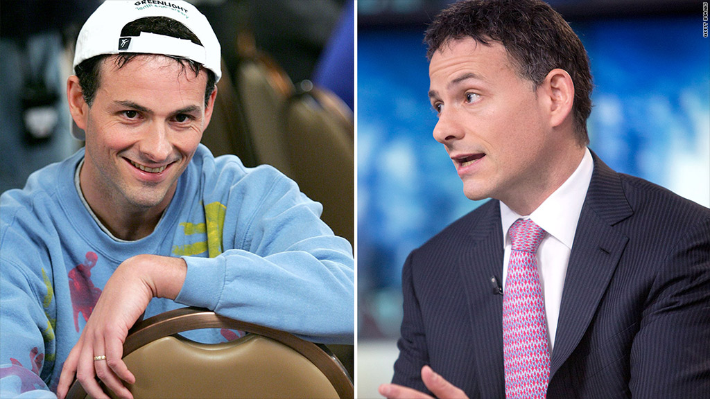 david einhorn poker