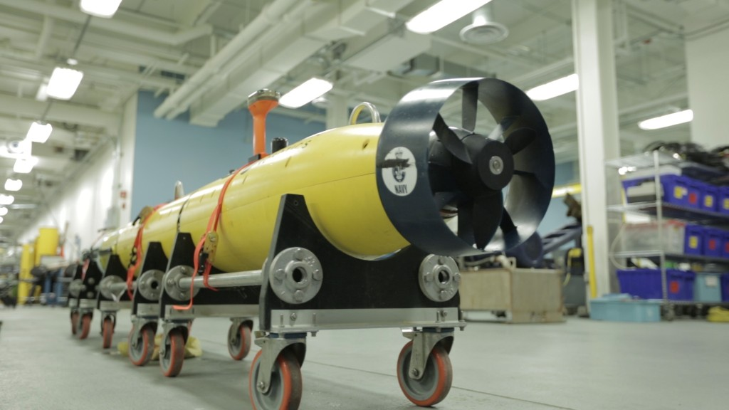 The company that finds planes underwater