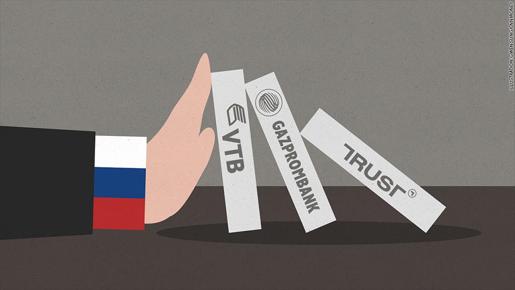 russia domino