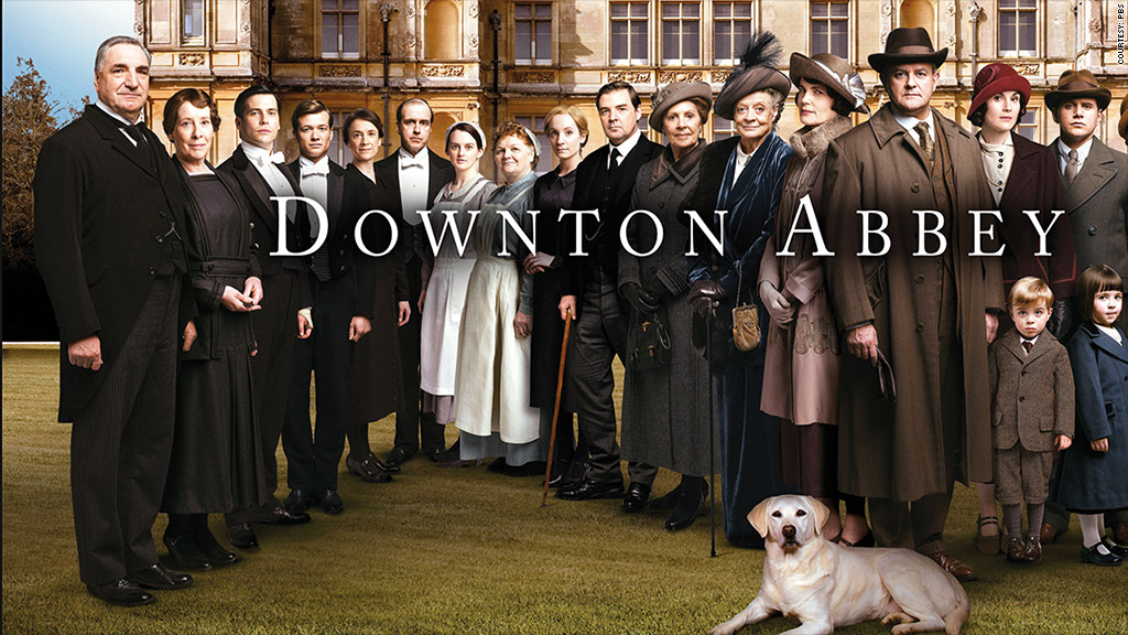 downton abbey season 5 promo