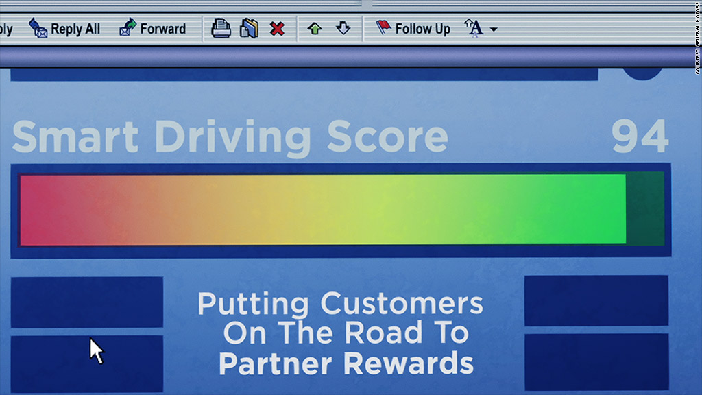 gm onstar driver assessment score