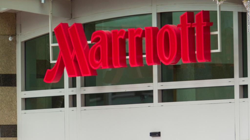 marriott wifi