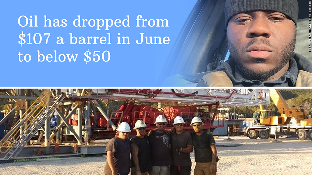 oil real people jobs