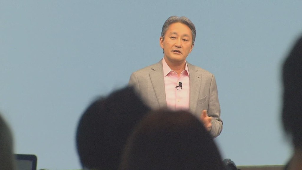 Sony CEO breaks silence on hack