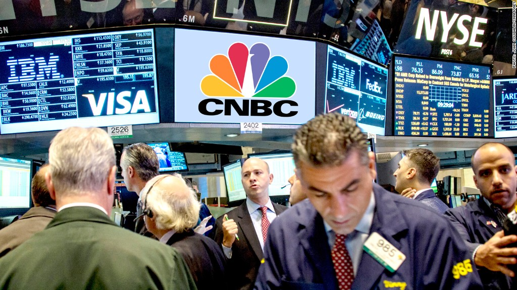 cnbc nyse