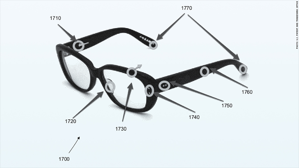 apple patent glasses