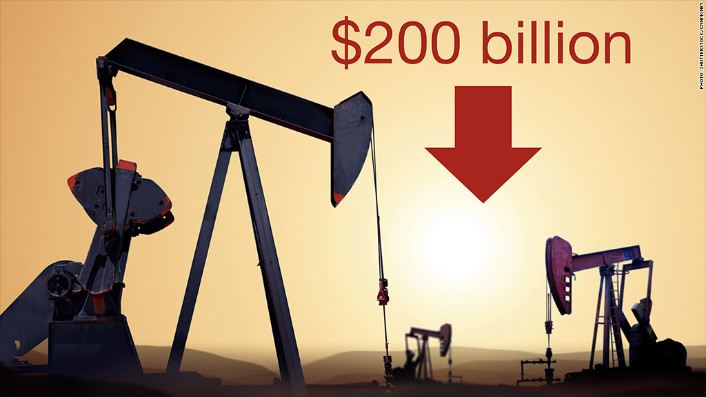 200 billion oil