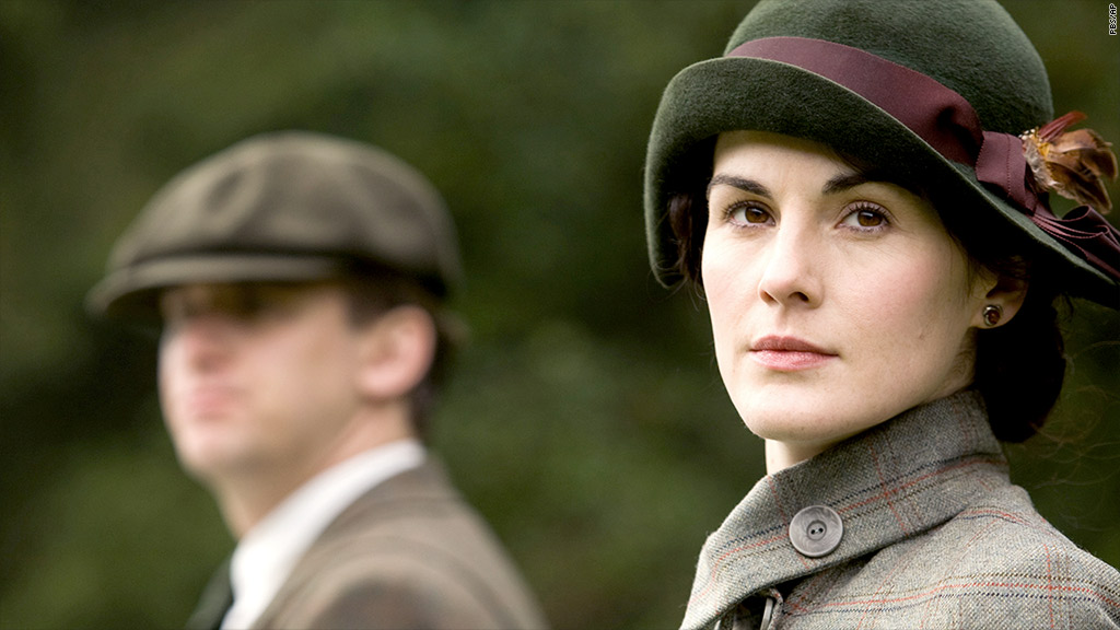 downton abbey mary