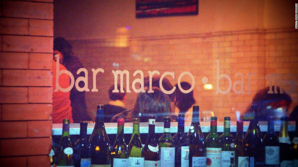 Pittburgh Bar Marco no tip
