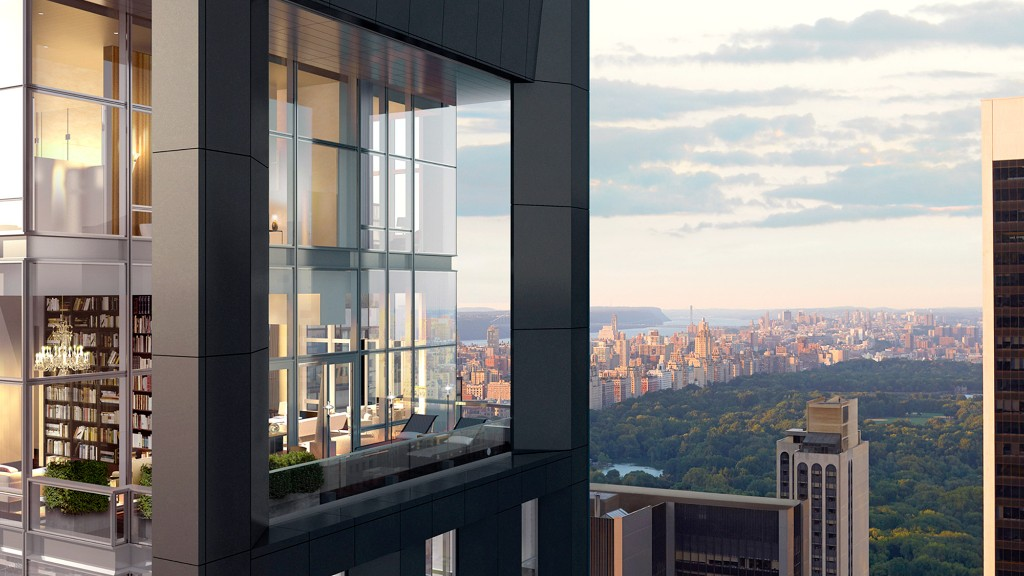 The Baccarat Hotel Amp Residences Priciest New York City