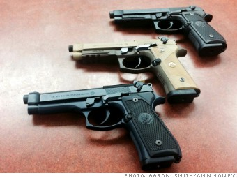 Why Beretta is moving its gun factory to Tennessee
