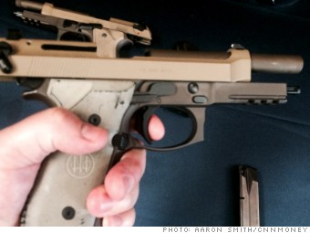 Now you can buy Beretta's new gun made for the Army