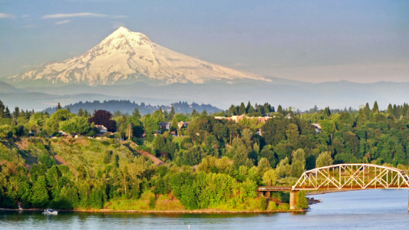 Oregon is the most popular state to move to