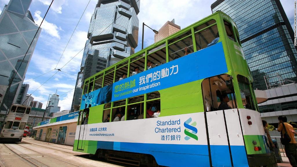 standard chartered hong kong